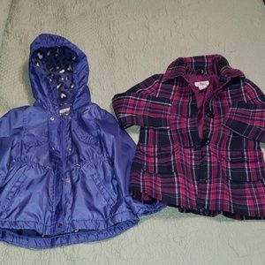 Other - 4T jackets
